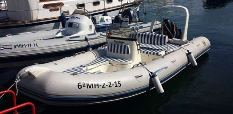 Medline II 600 RIB