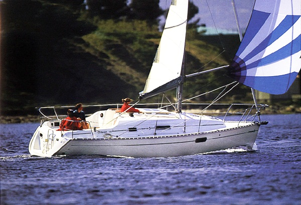 Oceanis 281 Clipper