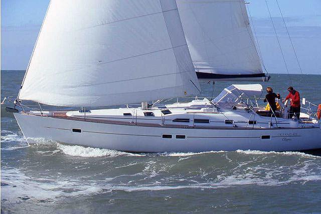 Oceanis 423 (4 cab)