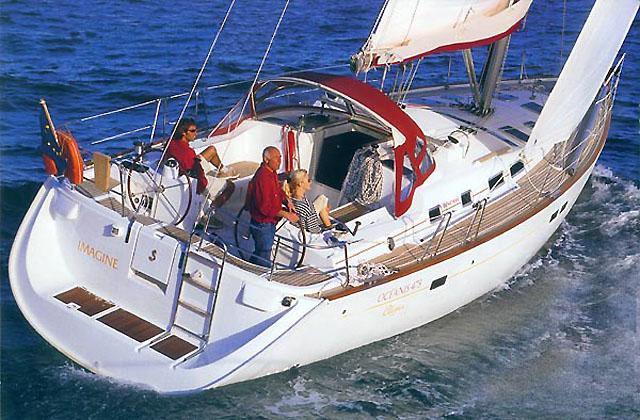 Oceanis 473 (4 cab)