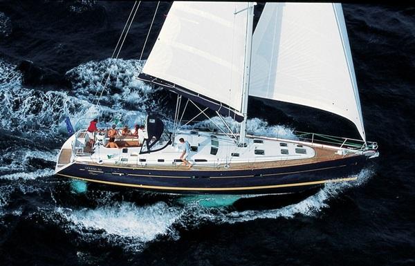 Oceanis 523 Clipper (3 cab)
