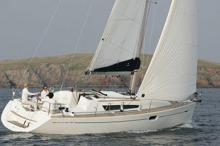 Sun Odyssey 36i (3 cab)