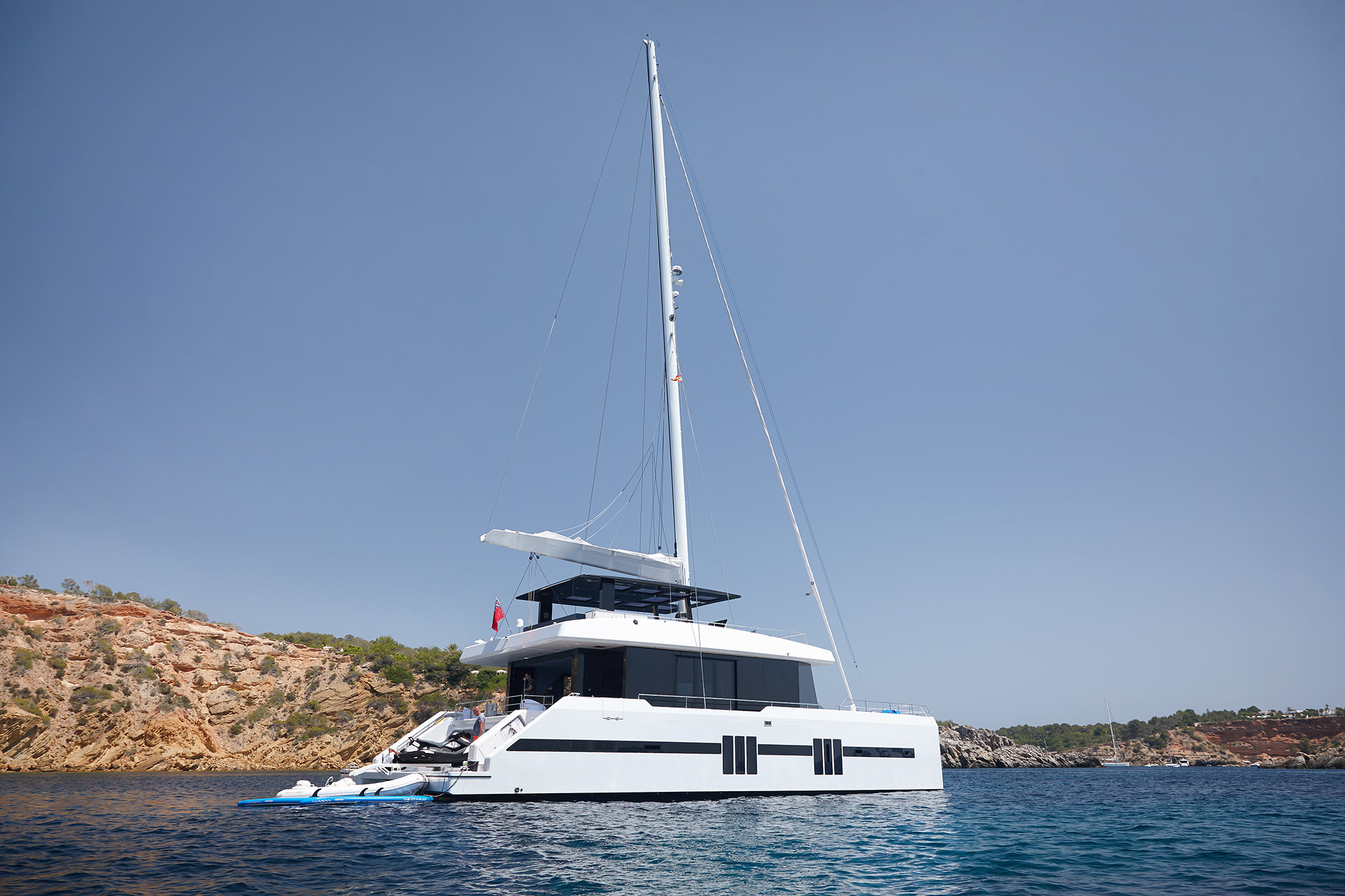 Sunreef Supreme 68 Sail