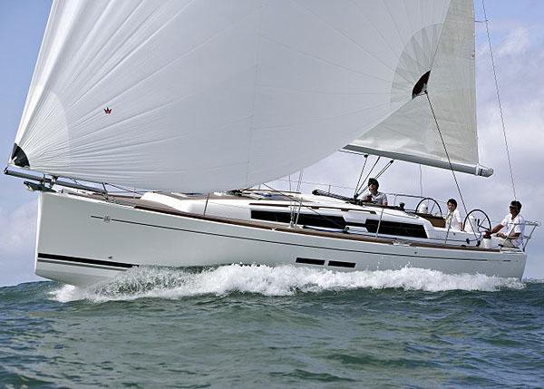 Dufour 375 Grand' Large (3cab)