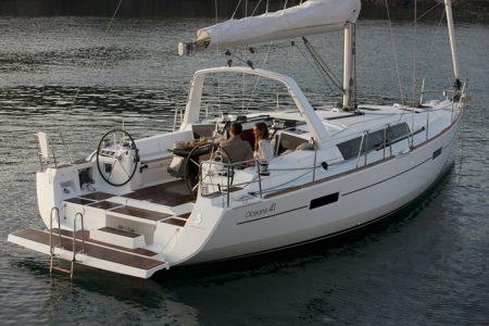 Oceanis 41 (2 cab)