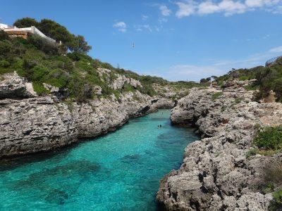 Viaje en velero a Menorca