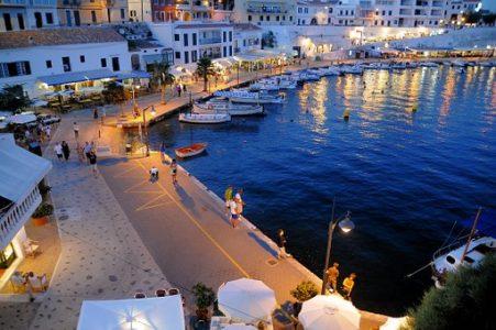 Noche de San Joan, en Menorca.
