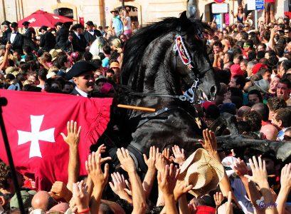 Viaje en Velero Fiestas de Sant Joan de Ciutadella