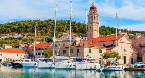 Croacia, Dalmacia Central.