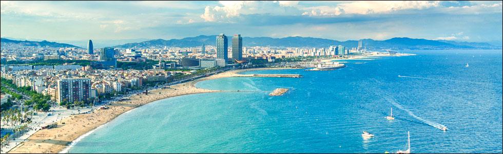Excursión en velero. Navega a vela por la costa de Barcelona