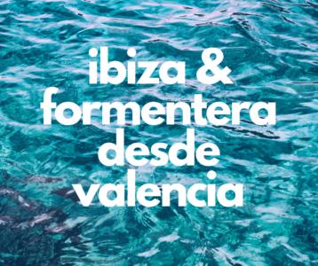 CRUCERO A VELA IBIZA & FORMENTERA DESDE VALENCIA