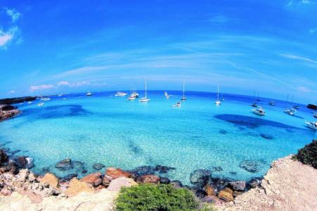 Ibiza y Formentera en Catamarán