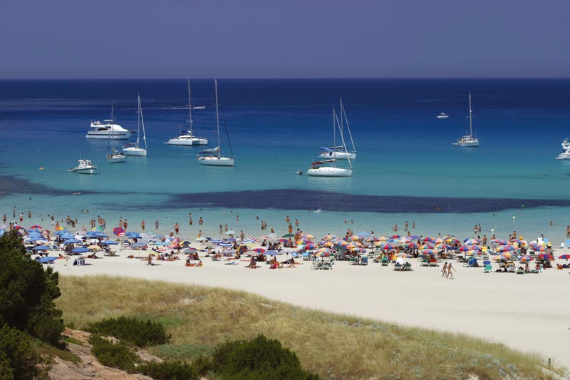 Crucero a vela Ibiza y Formentera desde Valencia