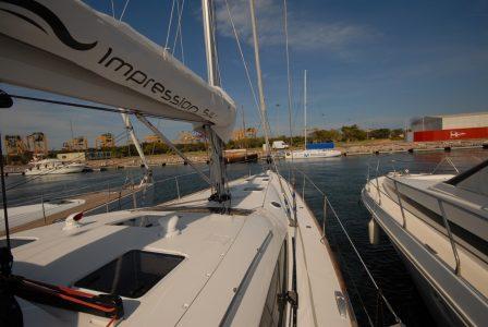 Experiencia náutica. Un motivo de celebración, velero y brindis !!!