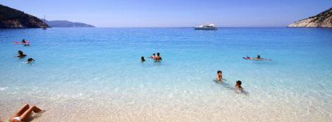 Vacaciones en velero por Grecia y el Jónico