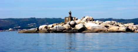 Velero por las Islas de la Ría de Arousa