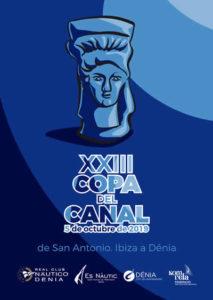 REGATA COPA DEL CANAL 2019 . Valencia – Ibiza 02-07 octubre