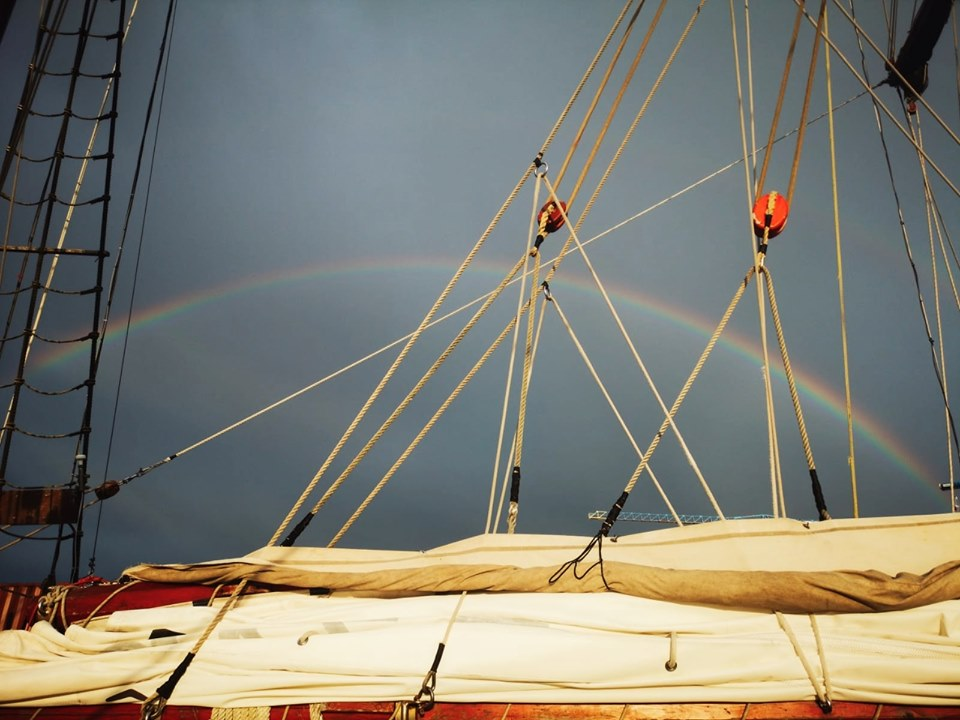 Participa en la Tall Ships Races 2020 – Travesía formativa Brest – La Coruña