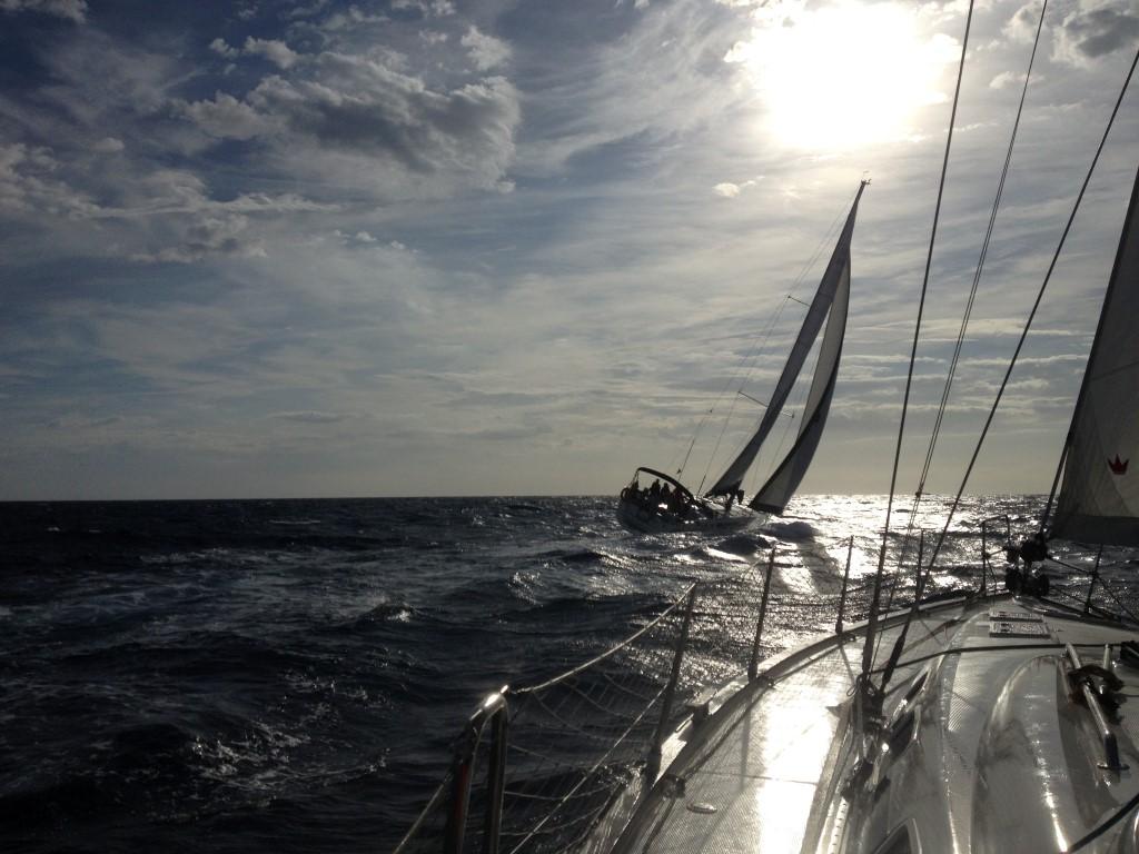 RUTA DE LA SAL 2020 . Salida desde Port Ginesta