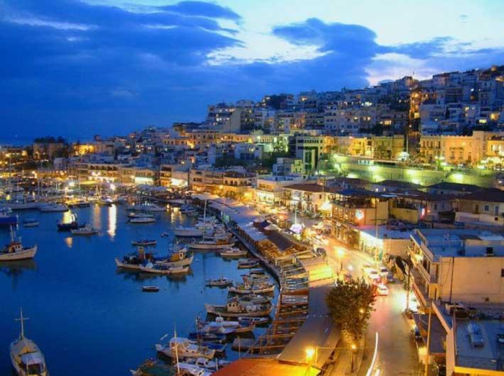 Vacaciones en velero por el Mediterráneo