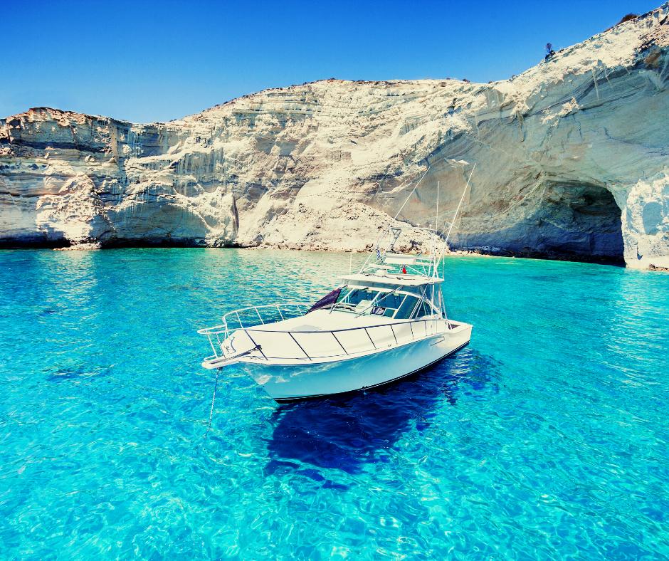 Navegar por Grecia
